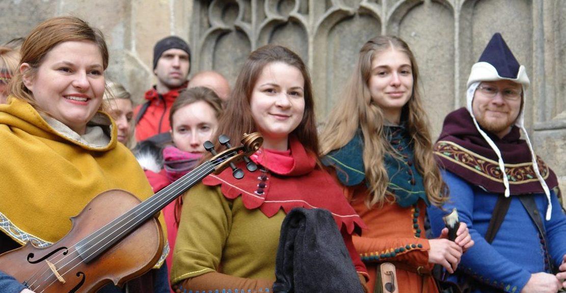 Elthin – středověká hudba