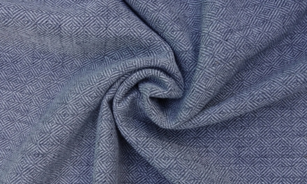 June – New woolen and colored linen fabrics