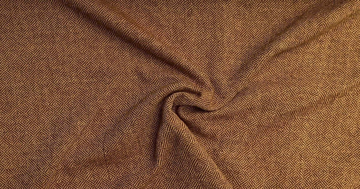 June – new woolen and linen fabrics